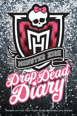 Monster High Drop Dead Diary - Harris, Abaghoul