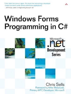 Windows Forms Programming in C# - Sells, Chris