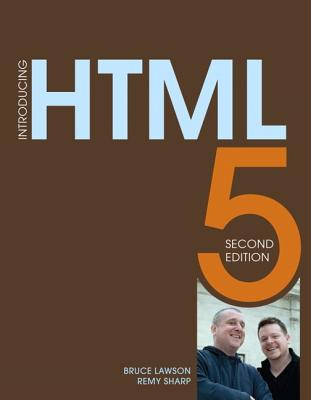 Introducing HTML5 - Lawson, Bruce, and Sharp, Remy