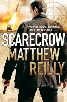Scarecrow - Reilly, Matthew