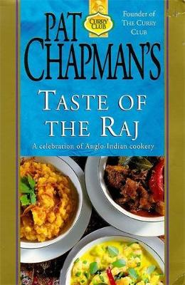 Taste of the Raj - Chapman, Pat