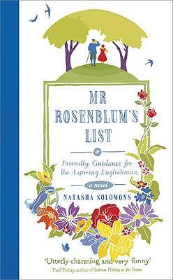 Mr. Rosenblum's List: Or Friendly Guidance for the Aspiring Englishman - Solomons, Natasha