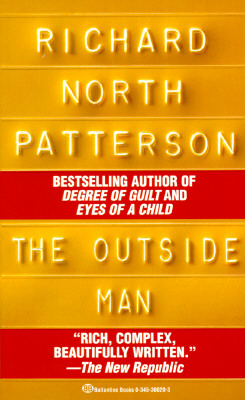 The Outside Man - Patterson, Richard North