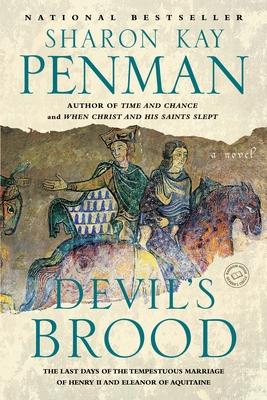 Devil's Brood - Penman, Sharon Kay