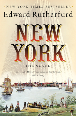 New York: The Novel - Rutherfurd, Edward
