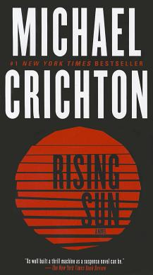 Rising Sun - Crichton, Michael