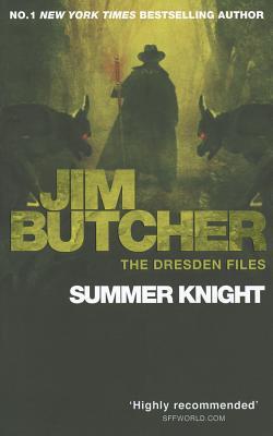Summer Knight - Butcher, Jim