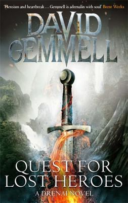 Quest for Lost Heroes - Gemmell, David