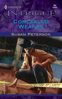 Concealed Weapon - Peterson, Susan