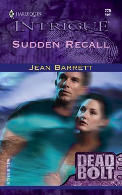 Sudden Recall - Barrett, Jean