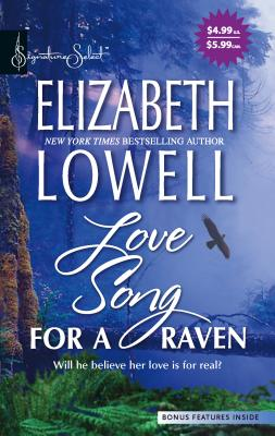 Love Song for a Raven - Lowell, Elizabeth
