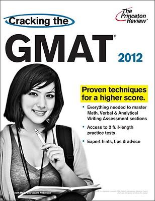 Cracking the GMAT - Martz, Geoff, and Robinson, Adam