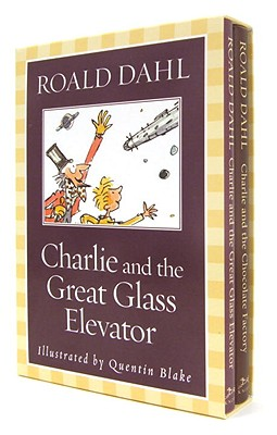 Charlie and the Chocolate Factory/Charlie and the Great Glass Elevator Boxed Set - Dahl, Roald