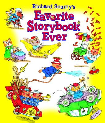 Richard Scarry's Favorite Storybook Ever - Scarry, Richard, and Golden Books