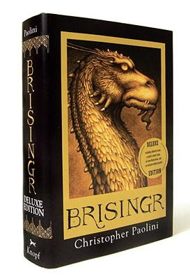 Brisingr: Or, the Seven Promises of Eragon Shadeslayer and Saphira Bjartskular - Paolini, Christopher