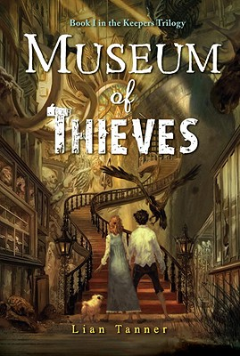 Museum of Thieves - Tanner, Lian