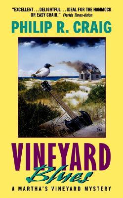 Vineyard Blues: A Martha's Vineyard Mystery - Craig, Philip R