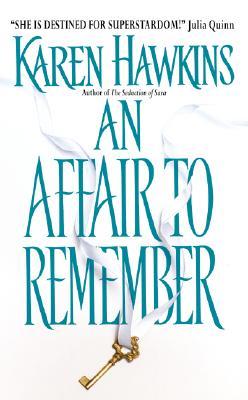 An affair to remember - Hawkins, Karen