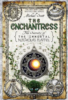 The Enchantress - Scott, Michael