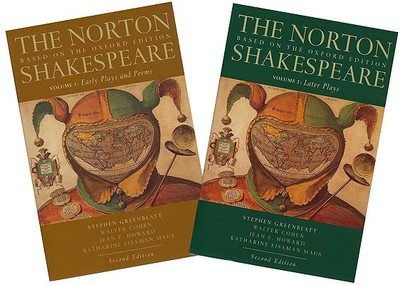 The Norton Shakespeare: Based on the Oxford Edition - Shakespeare, William, and Greenblatt, Stephen J, Professor (Editor), and Cohen, Walter (Editor)