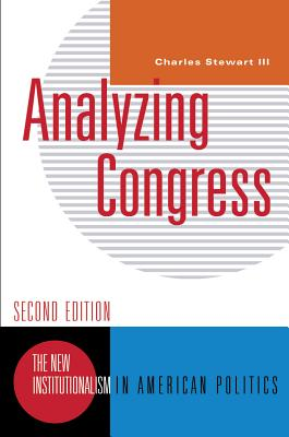 Analyzing Congress - Stewart, Charles, III