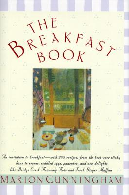Breakfast Book - Cunningham, Marion
