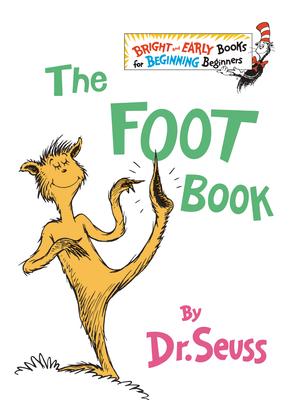 The Foot Book - Dr Seuss