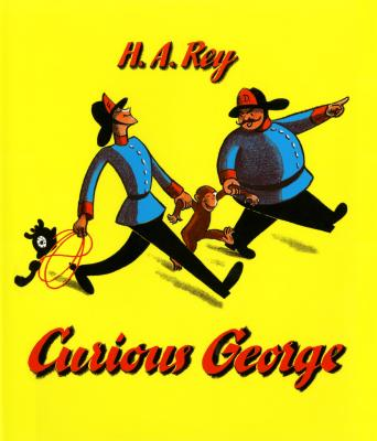 Curious George - Rey, H A