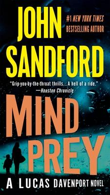 Mind Prey - Sandford, John
