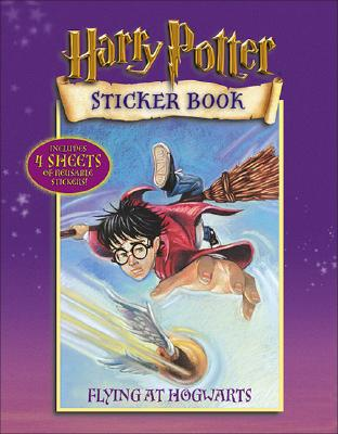Flying at Hogwarts - Scholastic, Inc (Creator)