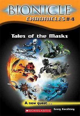 The Tales of the Masks - Farshtey, Greg