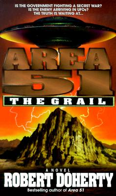Area 51: The Grail - Doherty, Robert