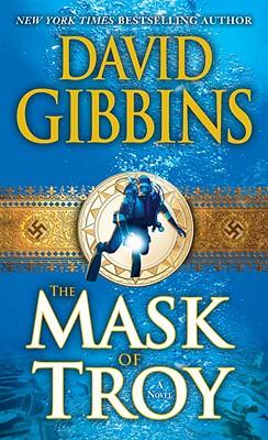 The Mask of Troy - Gibbins, David