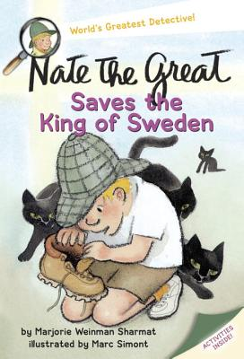 Nate the Great Saves the King of Sweden - Sharmat, Marjorie Weinman
