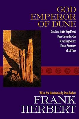 God Emperor of Dune - Herbert, Frank, and Herbert, Brian (Introduction by)