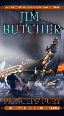 Princeps' Fury - Butcher, Jim