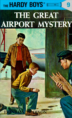 The Great Airport Mystery - Dixon, Franklin W