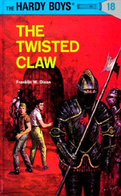 The Twisted Claw - Dixon, Franklin W.