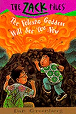 The Volcano Goddess Will See You Now - Greenburg, Dan