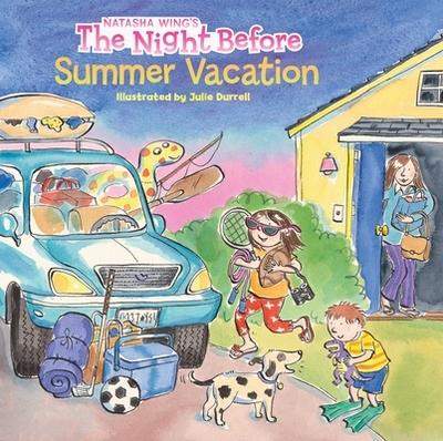 The Night Before Summer Vacation - Wing, Natasha