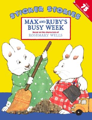 Max and Ruby's Busy Week -