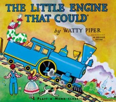 The Little Engine That Could - Piper, Watty, pse