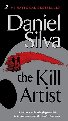 The Kill Artist - Silva, Daniel