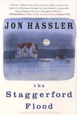 The Staggerford Flood - Hassler, Jon