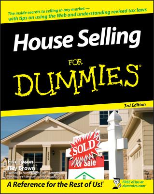 House Selling for Dummies - Tyson, Eric, MBA, and Brown, Ray