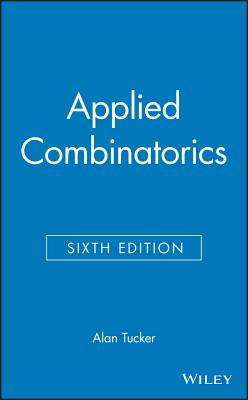 Applied Combinatorics - Tucker, Alan