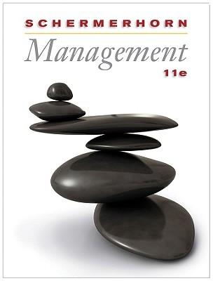 Management - Schermerhorn, John R, Jr.