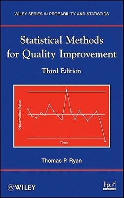 Statistical Methods for Quality Improvement - Ryan, Thomas P.