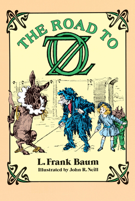 The Road to Oz - Baum, L Frank