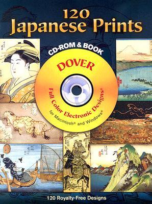 120 Japanese Prints - Hokusai